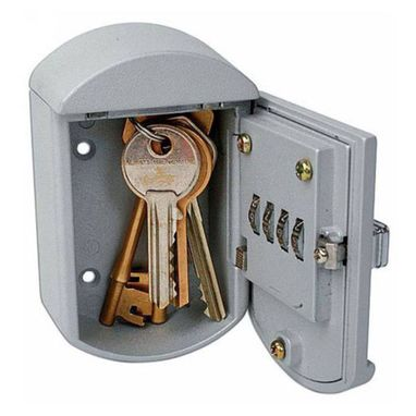 A security chamber to store keys in safely